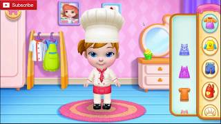 Real Cake Maker 3D - Best Girl Game 2019?? - (Android, IOS) Bake, Cook and Dress Up
