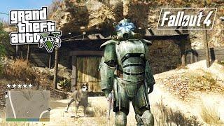 GTA 5 PC Mods - FALLOUT 4 MODS: V.A.T.S. & PIP-BOY! GTA 5 Fallout Mod Gameplay! (GTA 5 Mod Gameplay)