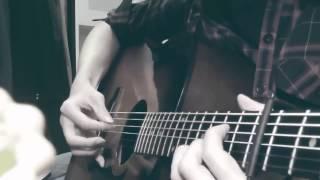 Parasyte Kiseijuu - Next to You Acoustic Guitar