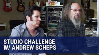 Mix Challenge with Andrew Scheps