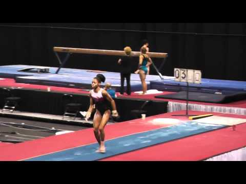 (Chow&#039;s) Gabby Douglas-PT