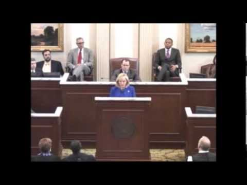 Oklahoma Governor Mary Fallin's 2014 State of the State Address