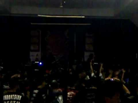 Story Behind - Fuck You Bitch Live At Tegal Black Inside 3 video