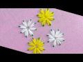 Lazy Daisy Double Colour Thread Flower Stitch|Hand Embroidery MP3