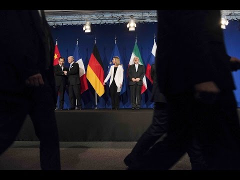 What role did other countries play in Iran nuclear talks?
