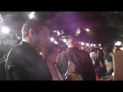 New Moon LA Premiere Red Carpet - Chris Weitz - 11/16/09