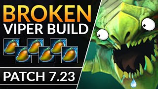 The INSANELY OVERPOWERED Build You MUST EXPLOIT - VIPER Mid Pro Tips and Tricks - Dota 2 Hero Guide