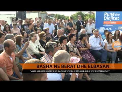 Basha: 21 qershori do të bashkojë votat - Top Channel Albania - News - Lajme