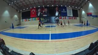 Uzunyusuf @Fatih Spor Kompleksi Kapalı Spor Salonu - 24.12.2016 #Full Maç