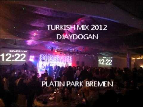 Turkish PoP Mix 2012 - Non - Stop 55 min full DJ AYDOGAN klip izle