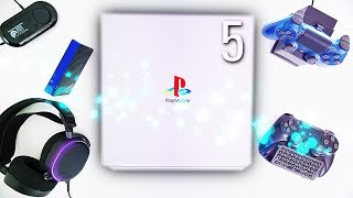 5 MUST HAVE PS4 Accessories 2018!