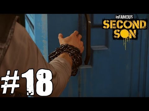 Infamous Second Son Gameplay Walkthrough W  Ssohpkc Part 18 - Angels And Demons video