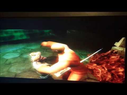 [Poetry] Brilliant Mortal Kombat scene