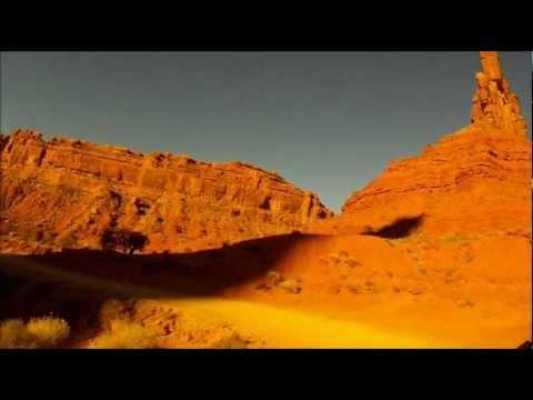 Great Rides: Valley of the Gods, Utah Kawasaki KLR 650