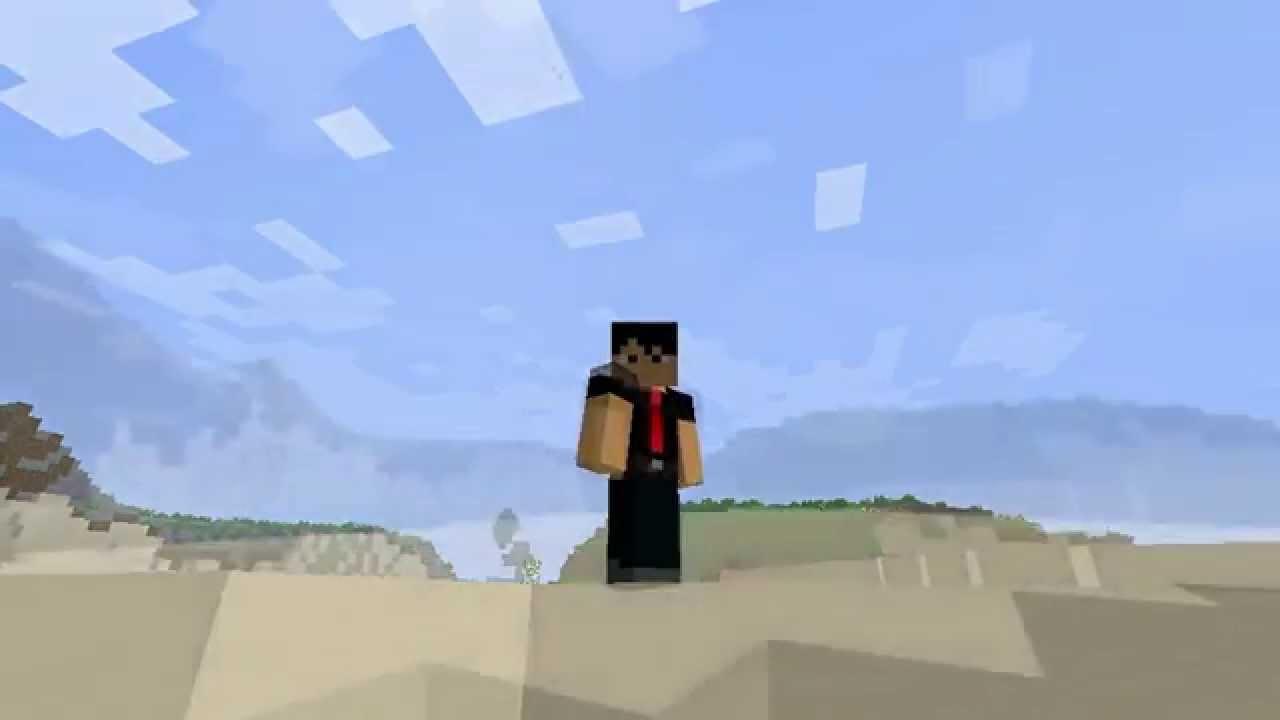 Joe Armstrong Minecraft