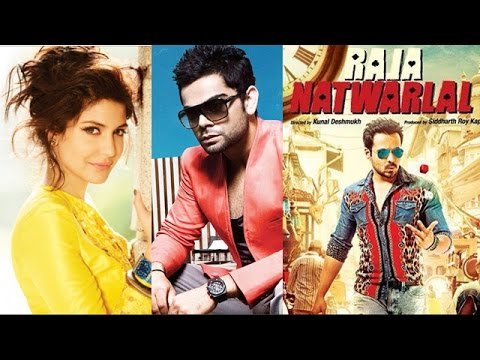 Anushka Sharma And Virat Kohli Get Closer, First Look Of 'raja Natwarlal' video