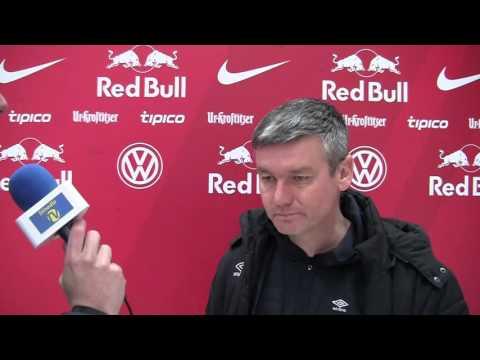 Rozhovor s Davidem Vavruškou po utkání s RB Leipzig (31.1.2016)
