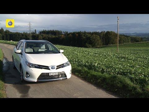 Toyota Auris Touring Sports 2013 - Autotest