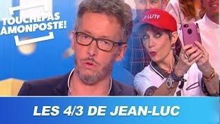 Les 4/3 de Jean-Luc Lemoine : la pause selfie !