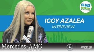 "Iggy Azalea Thinks Alice Chater Is A ""Complete Superstar"" 