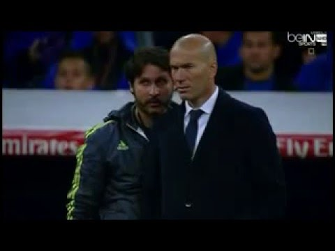 Cristiano Ronaldo Injury VS Villarreal, Zidane afraid