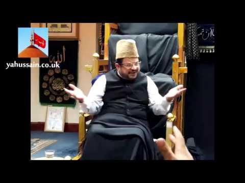 Allama Gulfam Hussain Hashmi - Idaara-e-Maarifa - Birmingham (UK) - 28th October 2015