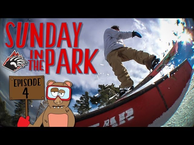 Sunday In The Park 12/13 Episode 4