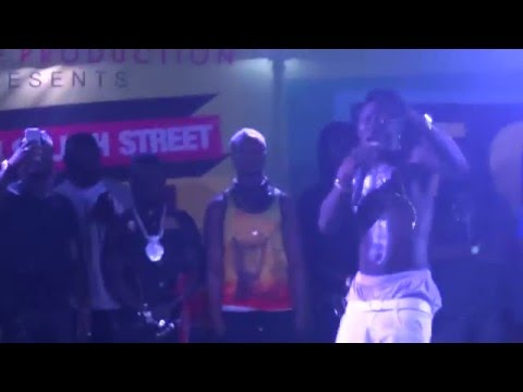 Shattta Wale full performance at Accra New Town Salafest