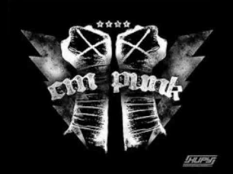CM PUNK OLD THEME SONG