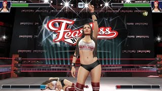 WWE Mayhem - Nikki Bella Gameplay