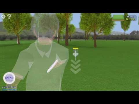 Disc Golf Game Range APK Cover