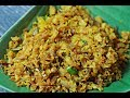 സോയാ ചങ്ക്സ് ചിക്കി വറുത്തത് ||Soya Dry Fry||Meal Maker Roast