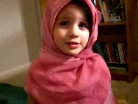 Quran Recitation By Little Kid Girl video
