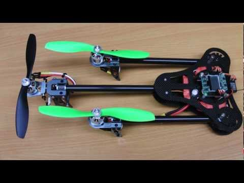 Turnigy Talon Tricopter (V1.0) & HK KK2.0 FirmwareV1.2 Vol.36 Test flight