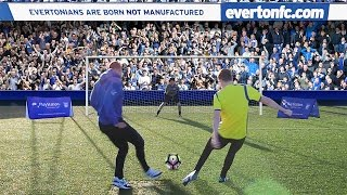 CALL OUT PENALTIES vs EVERTON CAPTAIN PHIL JAGIELKA!!!