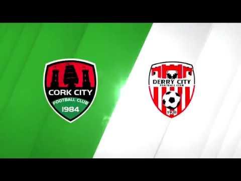 HIGHLIGHTS: Cork City 4-2 Derry City