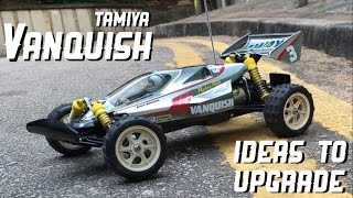 Tamiya Vanquish RC Buggy - New Ideas to Upgrade