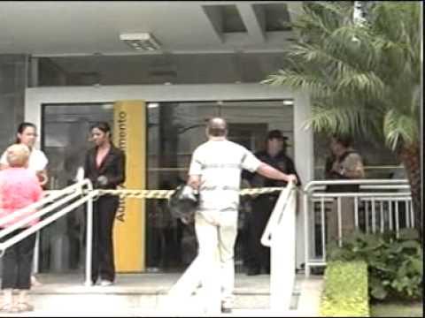 Bandidos roubam R$3 milhões de banco em Ituiutaba