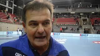 Croazia-Italia: il post gara con Riccardo Trillini