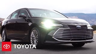 2019 Toyota Avalon: Bringing Avalon to Life | Toyota