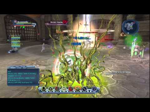 DCUO NEWS Alert T6 Heal Nature + Feat : Le Défi #2