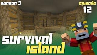 Minecraft Xbox One: Survival Island - Season 3! (Ep.12 - Storage Room!)