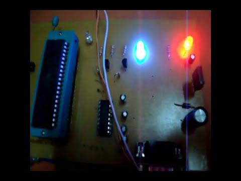 Gravador Microcontrolador 8051 - Atmel