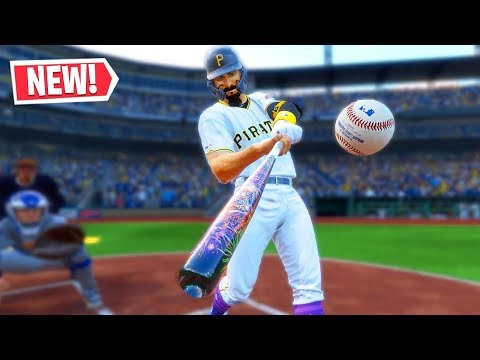 TRYING OUT A BRAND NEW BAT! MLB The Show 19 | Road To The Show Gameplay #124