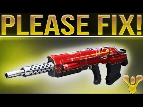 Destiny 2. FACTION RALLY GLITCH? We Need A Hotfix For The Hotfix From This Morning.