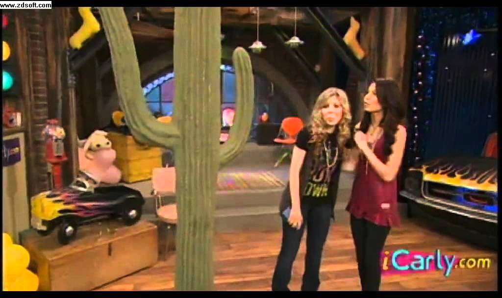 icarly iparty with victorious deleted scene youtube