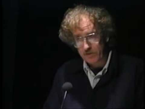 Poet Don McKay reads from Another Gravity