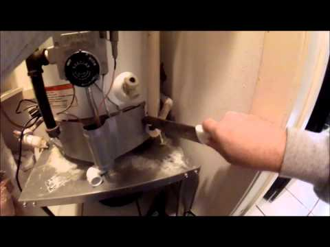 how to remove glued pvc pipe fitting