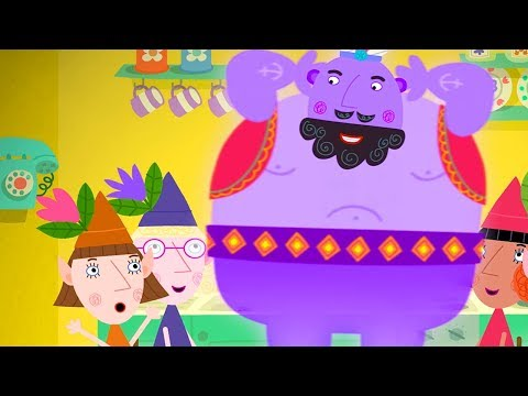 Ben and Holly's Little Kingdom | Genie of the Lamp | 1Hour | HD Cartoons for Kids