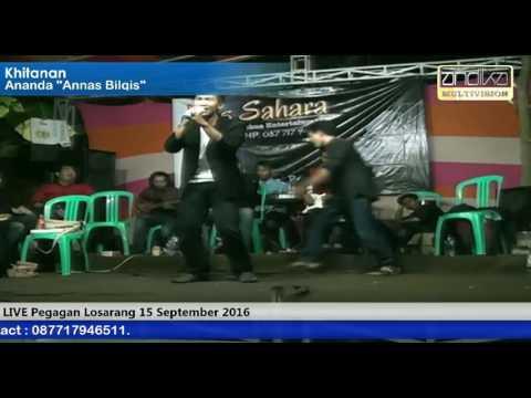Ya Wahisti - Rif'at Basya ANIS SAHARA Live Pegagan Losarang